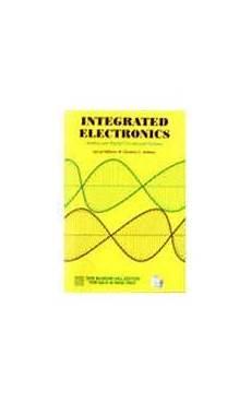 integrated electronics jacob millman c halkias pdf