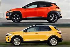 Hyundai Kona Kia Stonic Suv 2018 Preisvergleich