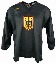nike deutschland eishockey trikot schwarz deb herren s m l