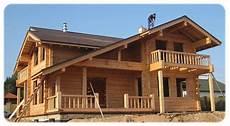 chalet à construire les chalets bois en rondins massifs de bi 233 lorussie