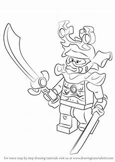 learn how to draw warrior from ninjago ninjago