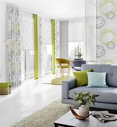 gardinen rollos wohnzimmer fenster renzo gardinen dekostoffe vorhang wohnstoffe