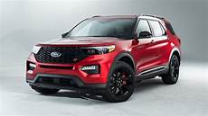 2020 ford st 2020 ford explorer st and hybrid details on the new
