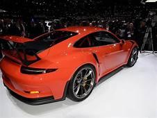 Live From Geneva The 2016 Porsche 911 GT3 RS  YouWheel