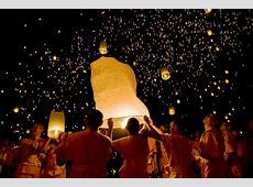 lantern festival thailand chiang mai