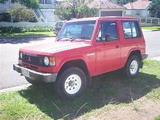 how to fix cars 1985 mitsubishi truck transmission control 1985 mitsubishi pajero gl swb 4x4 appleby shannons club