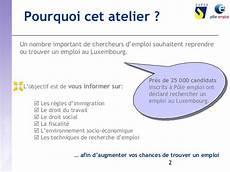 comment trouver un emploi au luxembourg