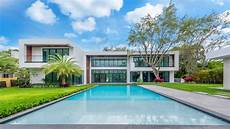 Contemporary House Located In Miami modern coconut grove estate in miami is an artistic