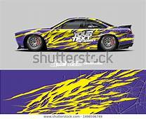 Find Car Wrap Graphic Abstract Racing Strip Stock Images