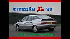 Citroen Xm V6 Road Test Power Drama Technology
