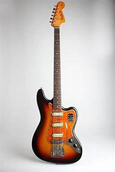 Fender Bass Vi Electric 6 String Bass Guitar 1962 Ser