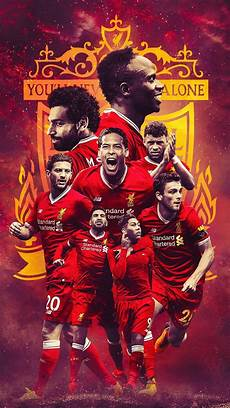 liverpool players iphone wallpaper liverpool 2019 wallpapers wallpapersafari