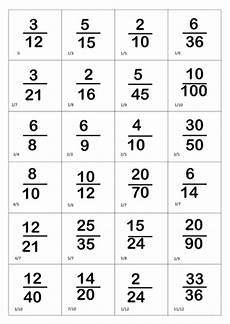 simplifying fractions bingo by carly11 teaching resources tes