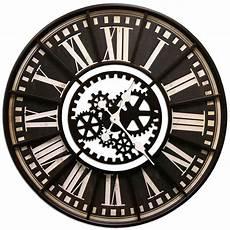 large decorative wall clocks benefit