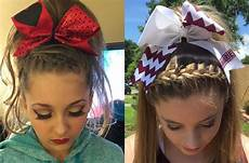 easy cheerleading hairstyles hairstyles by unixcode