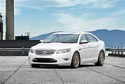 2011 Ford Taurus SHO By H&ampR Springs News And Information