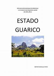 simbolos naturales guarico estado guarico by nestor davalillo issuu
