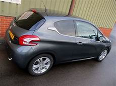Used Metallic Shark Grey Peugeot 208 For Sale Berkshire
