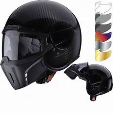 caberg ghost carbon open motorcycle helmet visor