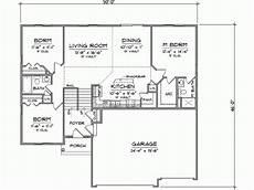 craftsman prairie style house plans prairie style house plan 3 beds 2 baths 1399 sq ft plan