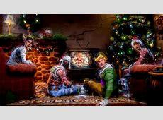 [27 ] Fortnite Christmas Wallpapers on WallpaperSafari
