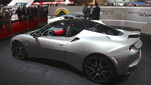 2017 Lotus Evora 400 Is British Brand's Fastest Road Car