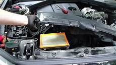 How To Replace Bmw 1 Serie F20 Air Filter Years 2011 To
