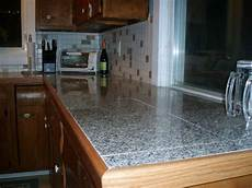 Kitchen Counter Trim by Remodel Your Kitchen 14
