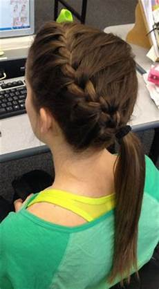 1000 images about sports hairstyles pinterest volleyball games volleyball hair and cute