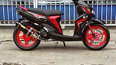 Modifikasi Mio by Modifikasi Yamaha Mio Soul Gt 125