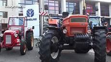 landmaschinen fiat 1000dt traktor