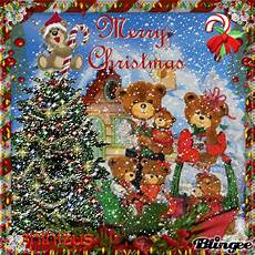 to all my friends in blingee land have a beary merry christmas image 131422259 blingee com