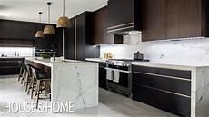 house tour dark modern kitchen youtube