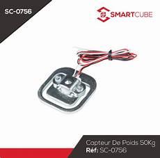 Capteur De Poids 50kg Smart Cube