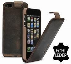 f 252 r iphone 5 5g apple handy leder flip tasche h 252 lle