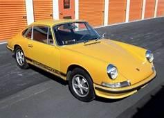 Factory Sports Purpose 1967 Porsche 911S Project  Bring