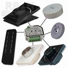 230v led dimmer afstandsbediening puls