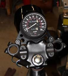 Honda Cafe Racer Speedometer honda cx500 cafe racer parts for sale projects by zac