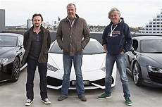 Top Gear Trio Take Jab At As Clarkson Hints At