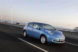 Nissan Falls Behind On Its LEAF Deliveries  Inhabitat