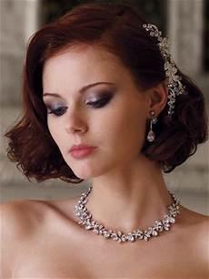 4 glamorous vintage wedding hairstyles pretty designs