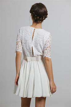 robe pour mariage civil chic tenues chic pour un mariage civil madame figaro