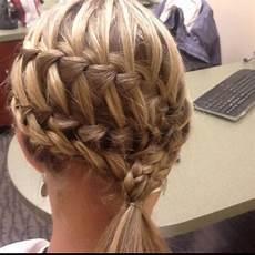 cool braids cool hairstyles pinterest