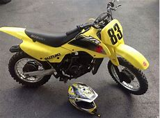 2001 Suzuki JR 80cc Dirt Bike Motorcycle for sale on 2040