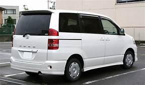 Cars Blog Toyota Noah