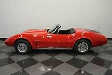 chevrolet corvette convertible 1975 for sale s match l48 350 v8 correct colors rare
