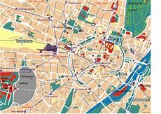 parken münchen innenstadt munich map detailed city and metro maps of munich for