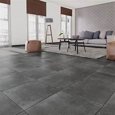 deco carrelage carrelage sol et mur gris fonc 233 effet b 233 ton laiton l 60 4