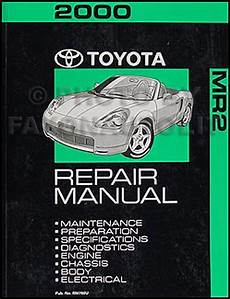 car repair manuals online pdf 2000 toyota mr2 windshield wipe control 2000 toyota mr2 repair shop manual original