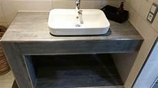 Einen Waschtisch Selber Bauen Holz Bauplatten Oder
